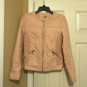 Forever 21 light pink jacket